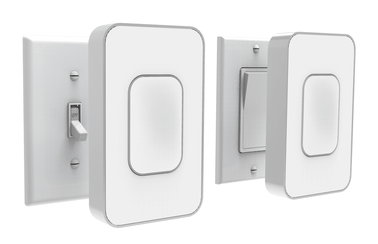 Just snap Switchmate over your existing light switch, pair it with your  smartphone, and you're ready to control anything connected to your switch!