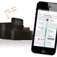 Beddit - Automatic sleep and wellness tracker.