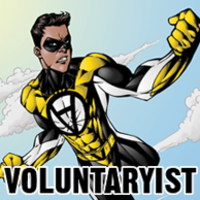 Voluntaryist Comic Project