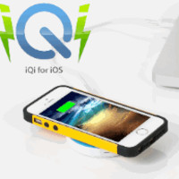 iQi Mobile - Seamless Wireless Charging For iPhone