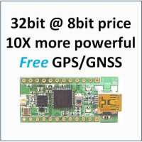 NavSpark:Arduino Compatible with GPS GNSS Receiver