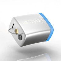 NANOPLUG: The World's First Invisible Hearing Aid