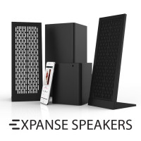 Expanse Speakers - The Ultimate Sonic Experience.