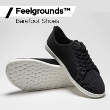 Barefoot Look GreatIndiegogo That FeelgroundsFirst Shoes rdBoexCW