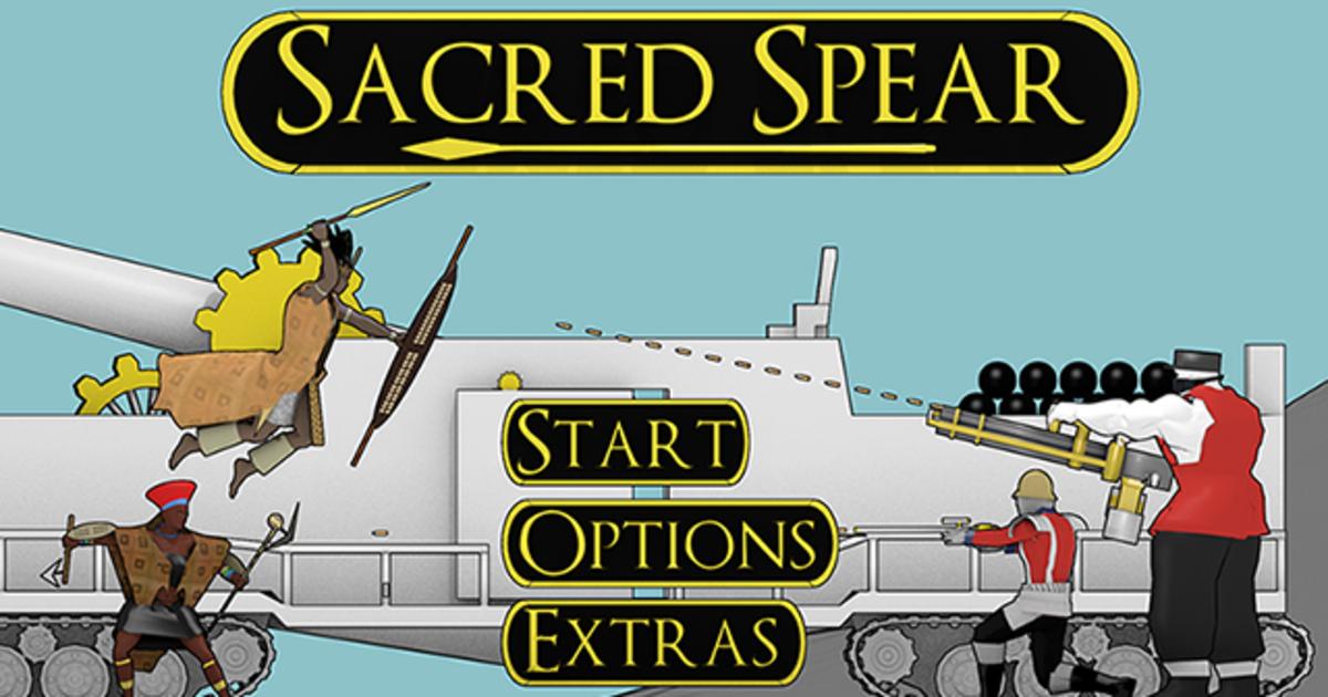 Sacred Spear   Indiegogo Sacred Spear