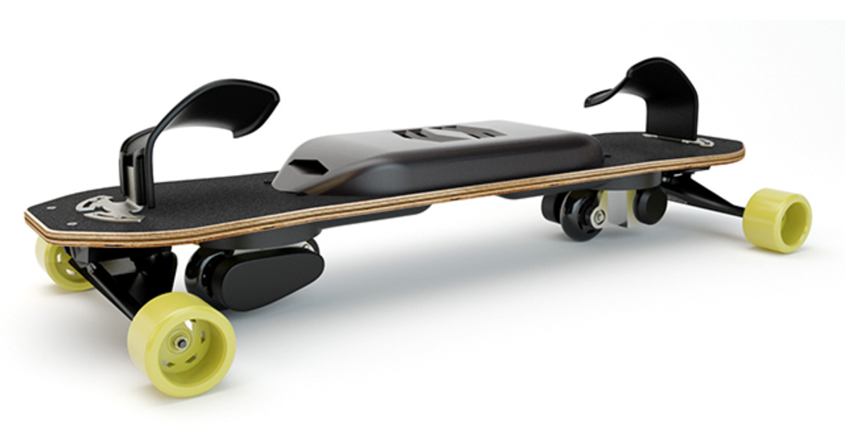 Snowboard Skateboard Electric