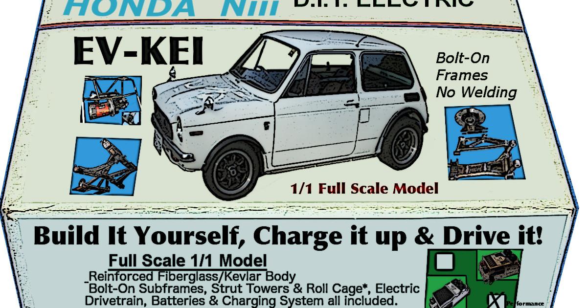 Build Your Own Car Kit >> DIY Electric Car Kit: Build Your Own Electric Car! | Indiegogo