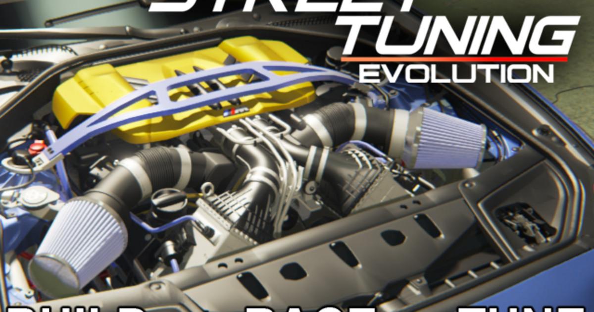 Car Racing Building Games
