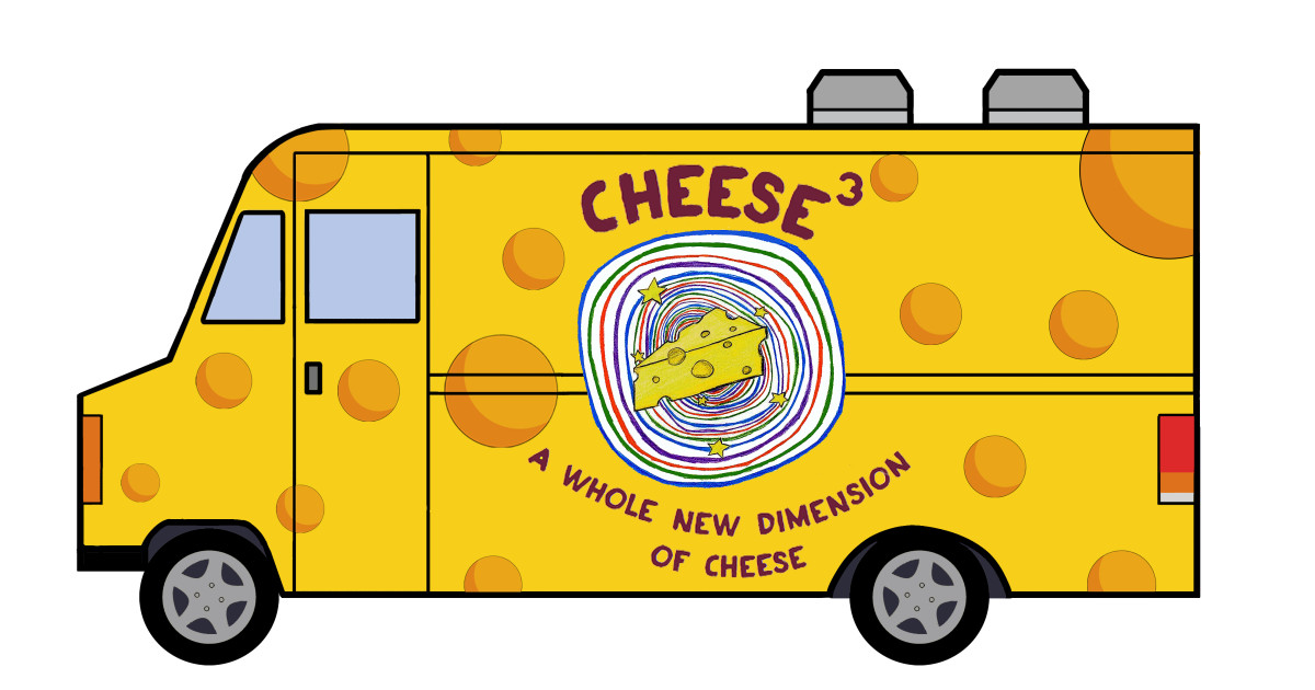 Cheese Cubed Gourmet Grilled Cheese Food Truck Indiegogo