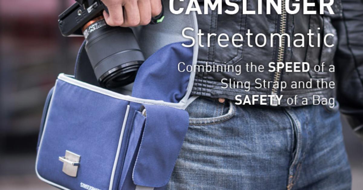 CAMSLINGER Streetomatic - Street Photography Bag