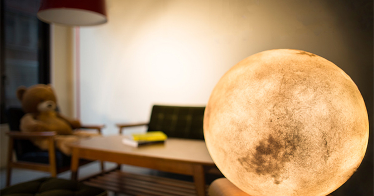 & Luna: Bring the moon along with you | Indiegogo