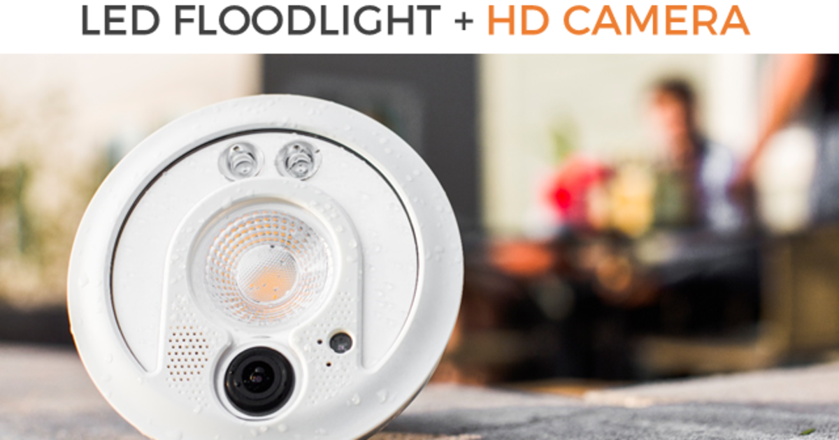 Flood Light Security Camera Wireless Enchanting Wireless Floodlight Camera WIRE Center