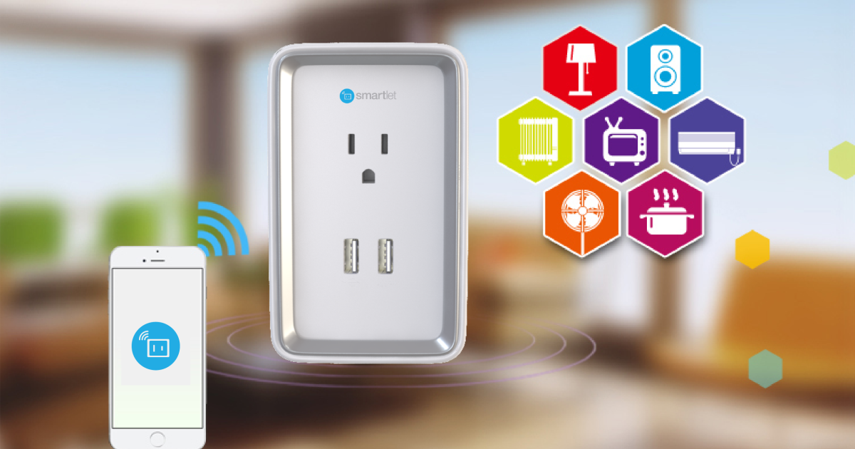 SOUTLET : Bring your outlet into the 21st century