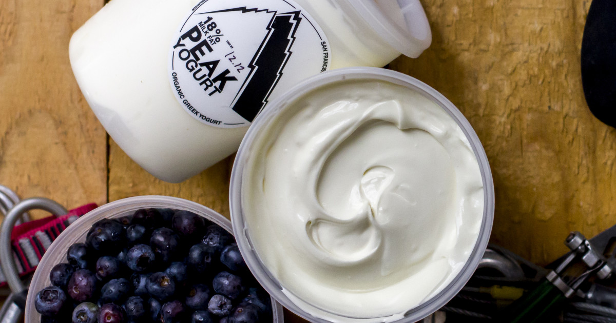 Triple C Auto >> Peak Yogurt: Organic Triple Cream Yogurt | Indiegogo