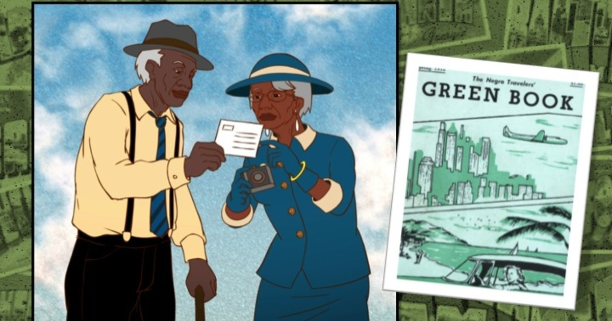 The Green Book Chronicles | Indiegogo