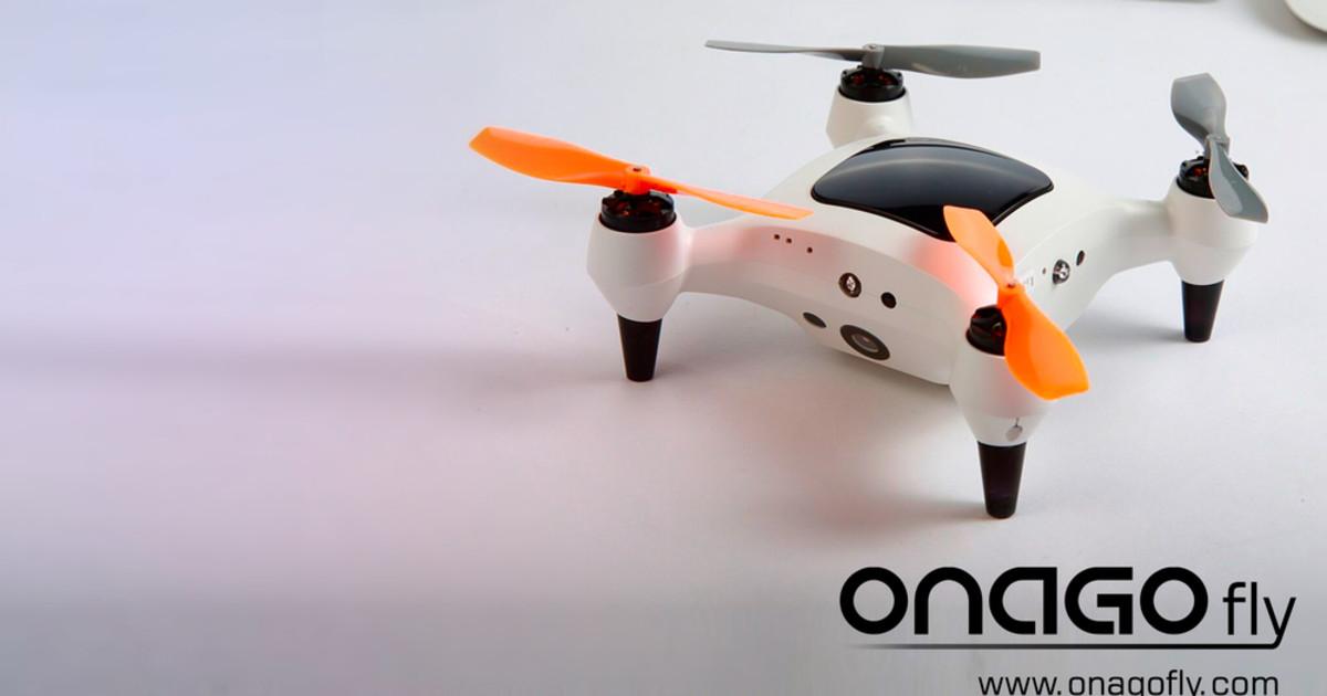 ONAGOfly: The Smart Nano Drone
