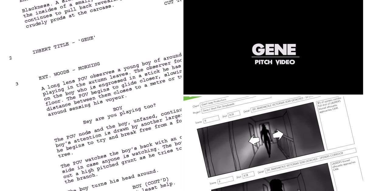 Gene Short Film   Indiegogo