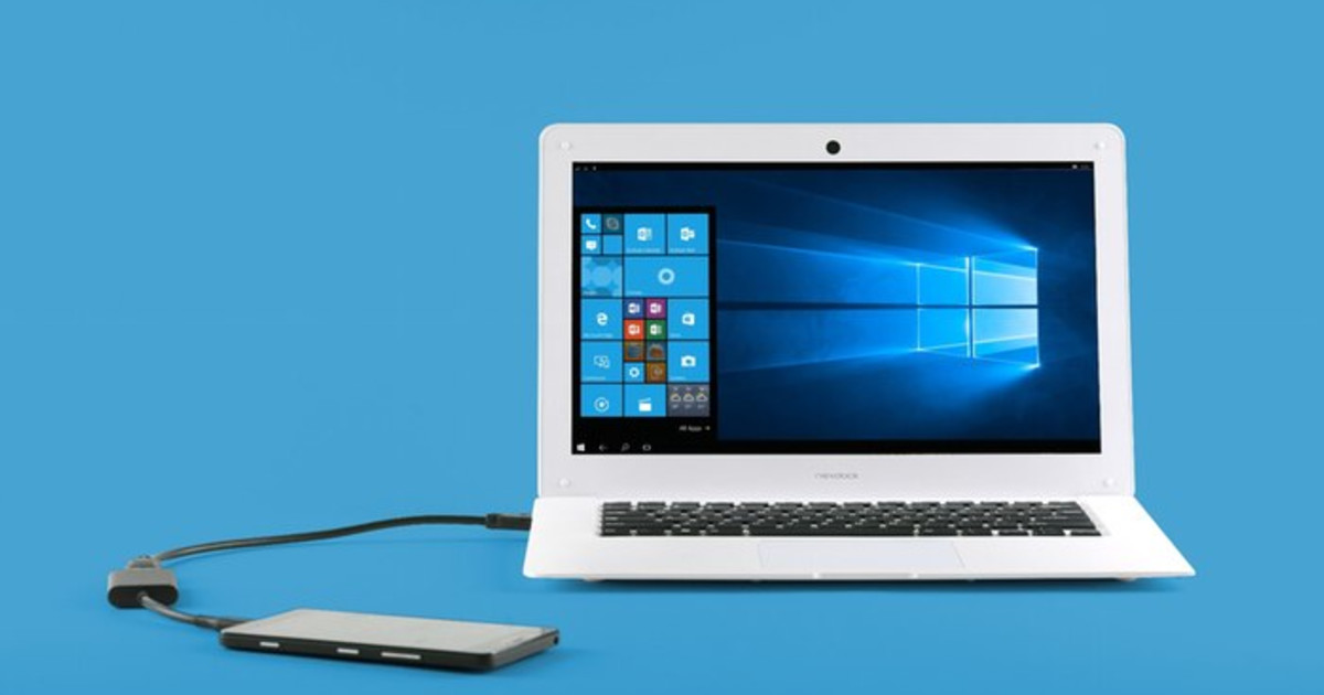 NexDock: The World's Most Affordable Laptop