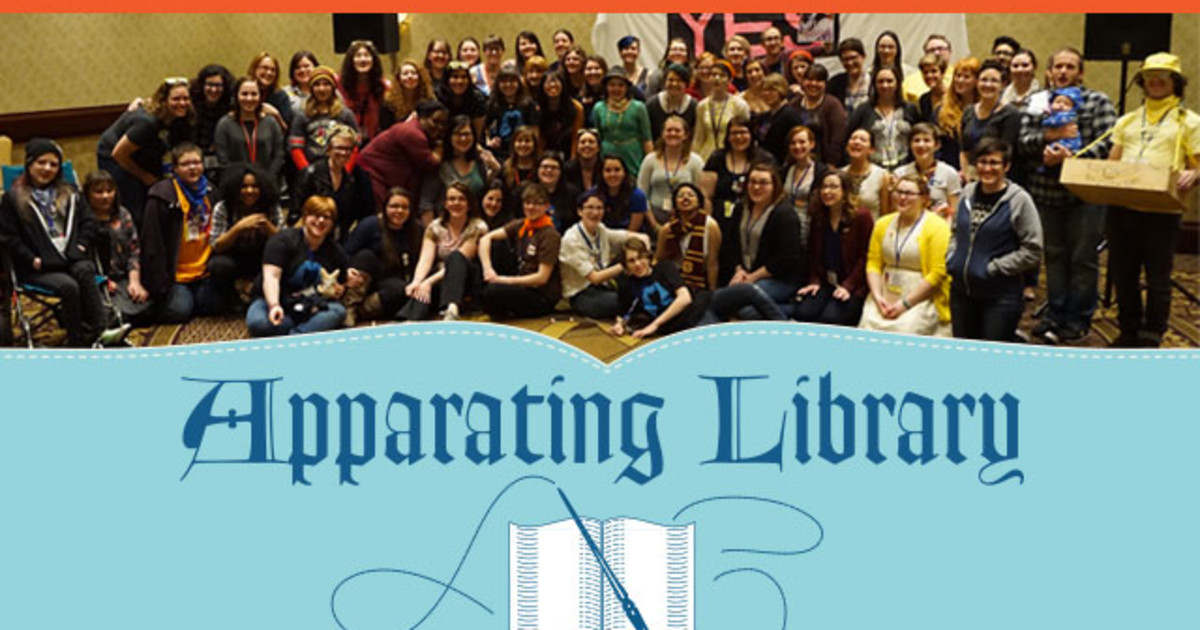 Friends of the Apparating Library 2016 | Indiegogo