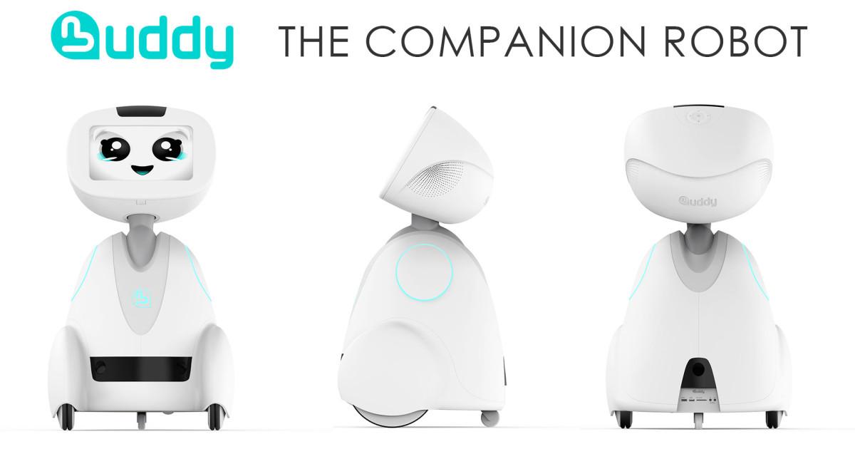 BUDDY : Your Family's Companion Robot