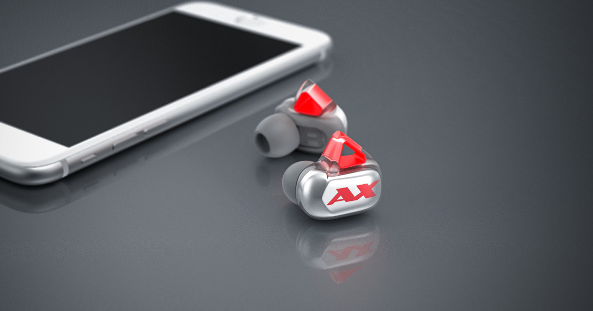 Axum Sports Wireless Earbuds - Signal Never Drops | Indiegogo