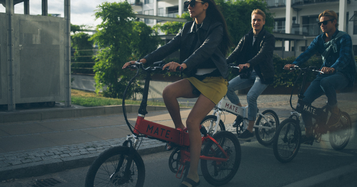 MATE. The coolest eBike EVER