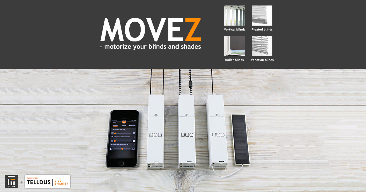 MOVEZ-motorize blinds and shades