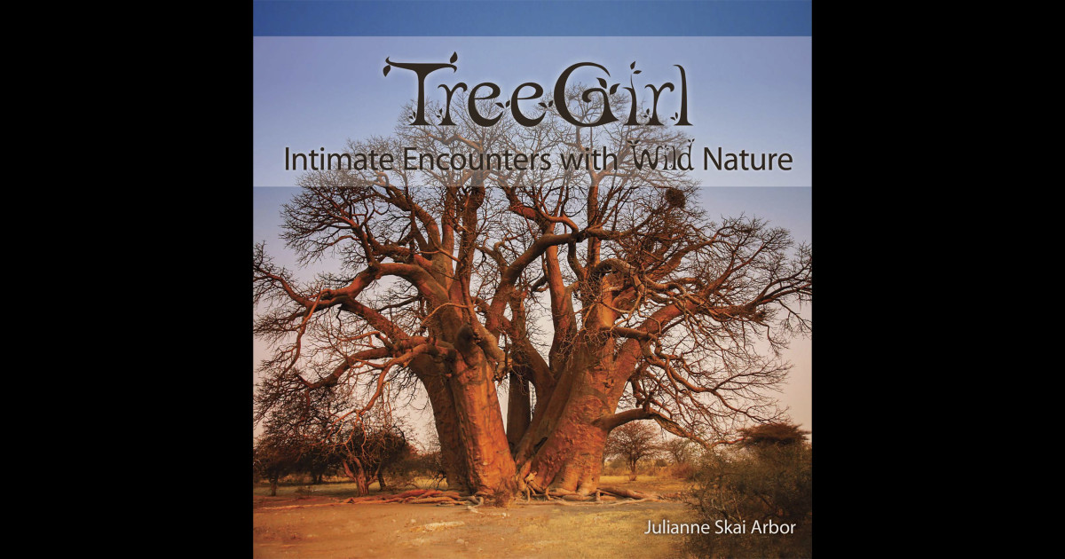 Treegirlintimate Encounters With Wild Nature Book  Indiegogo-9138