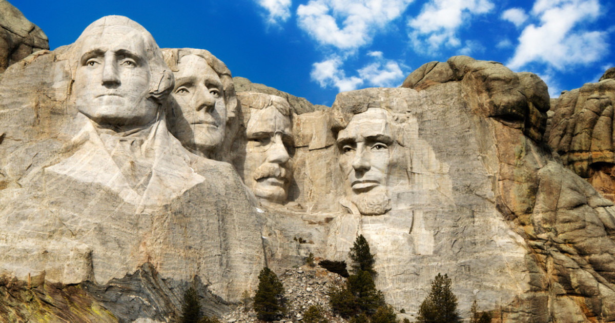 The american question a documentary indiegogo for Mount rushmore history facts