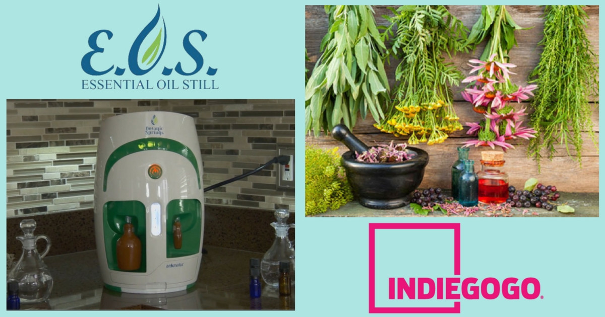 how to make hydrosols at home
