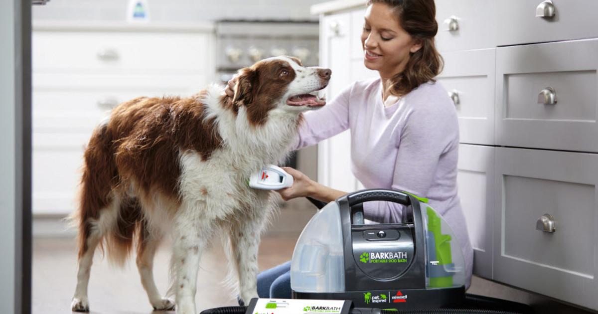 Barkbath portable dog bath system indiegogo solutioingenieria Gallery