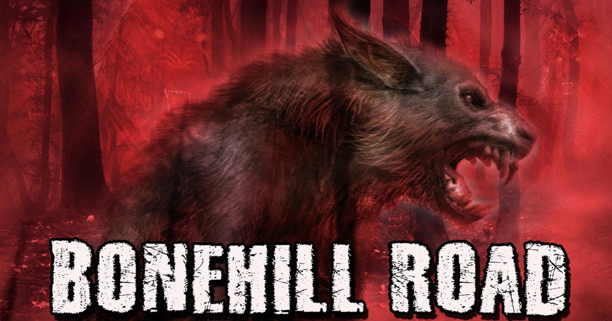 Bonehill Road - Old school werewolf film