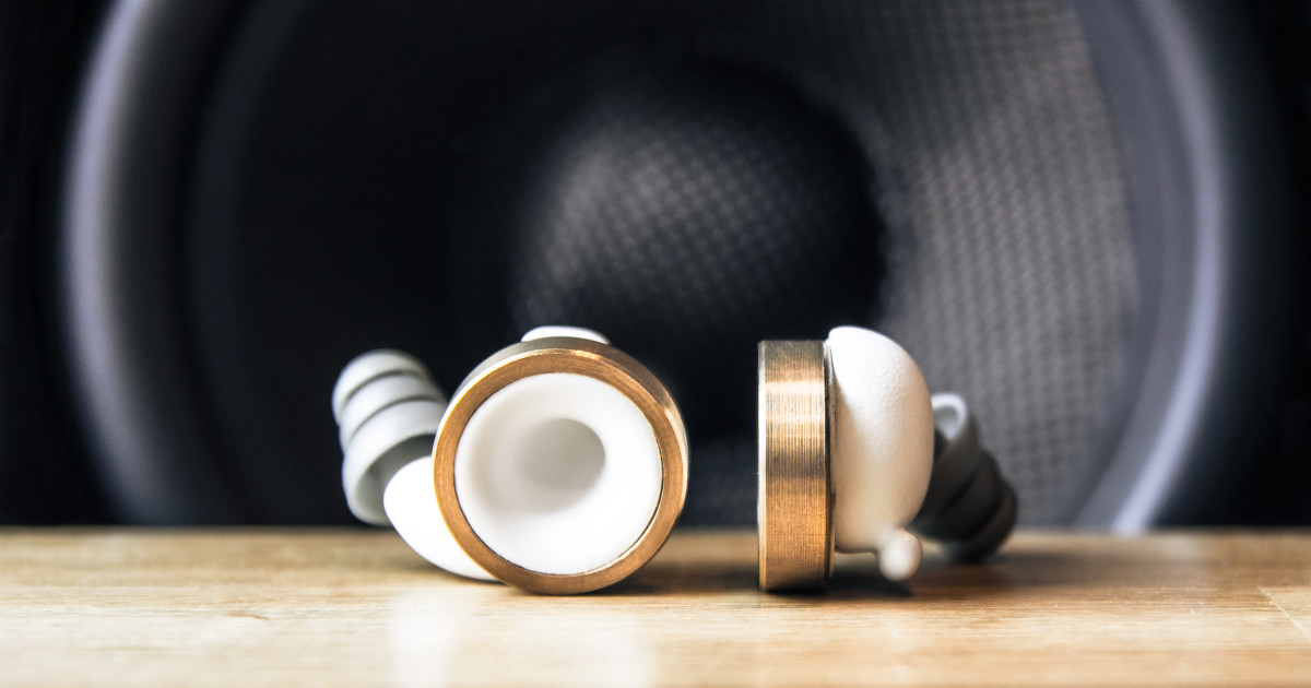 Knops - The volume button for your ears
