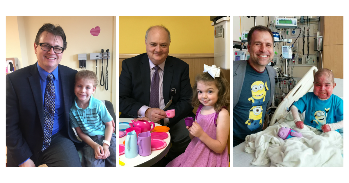 Let's Help Pediatric BMT Heroes Find Cures