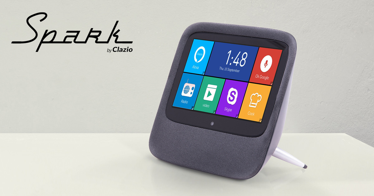 Spark: The most powerful all-in-one smart speaker | Indiegogo