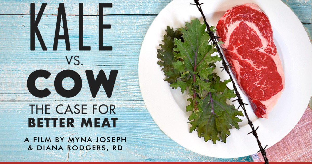 Kale vs. Cow: The Case For Better Meat