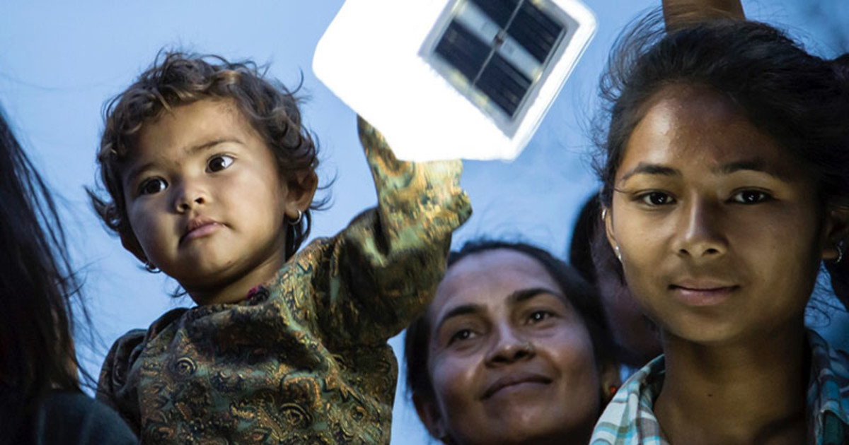 Solar Lights That Are Changing The World !