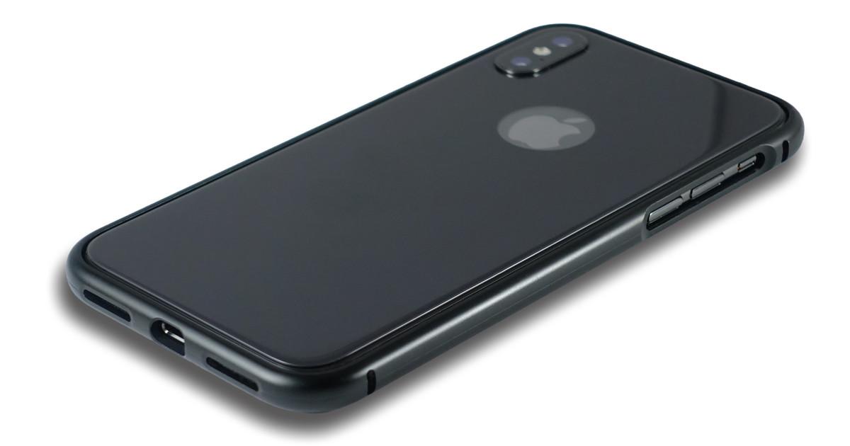 Hinged Magnetic Aluminum IPhone X Case Indiegogo
