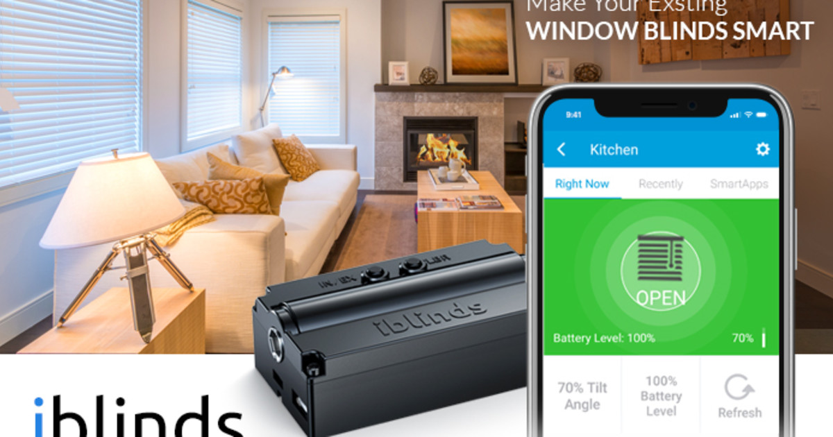 Iblinds Review Sponsored Devices Amp Integrations