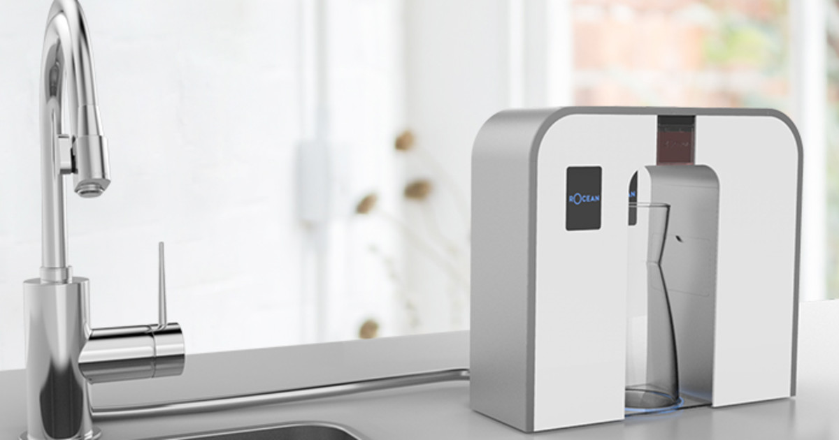 rOcean: World's First All-in-One Smart Water Maker