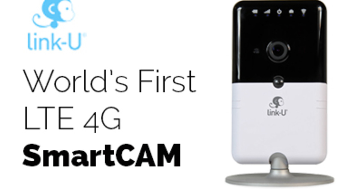 World's First 4G LTE SmartCam