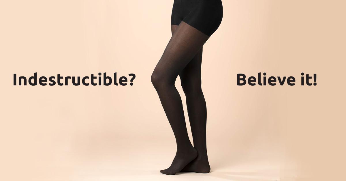N >> The World's Toughest Sheer Pantyhose | Indiegogo