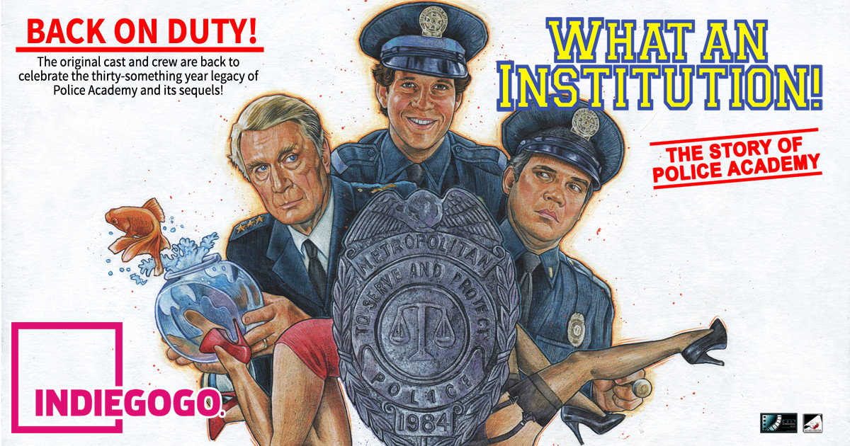 What an Institution! The Story of Police Academy