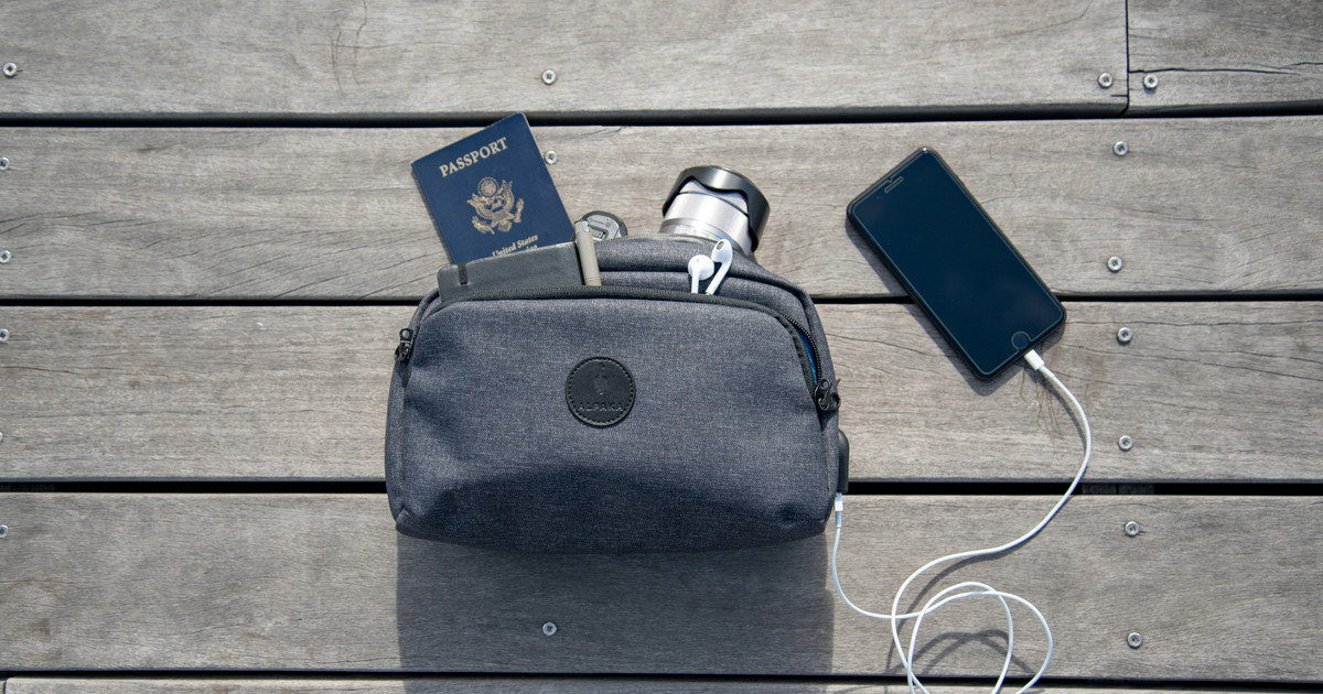 Go Sling Pro: The Ultimate Anti-Theft Travel Bag