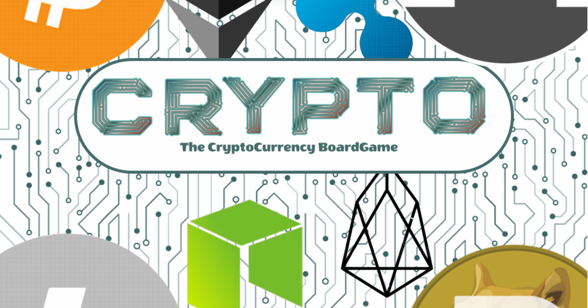 Crypto: The Cryptocurrency Board Game   Indiegogo