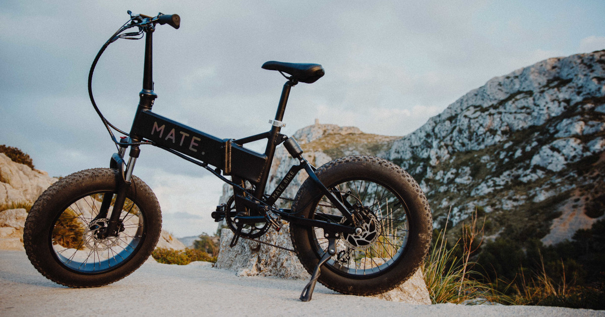 MATE X: Most affordable fully-loaded folding eBike