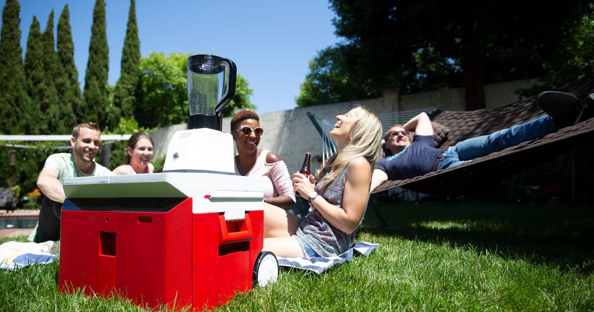 INFINITE: World's Most Versatile, Smart Cooler
