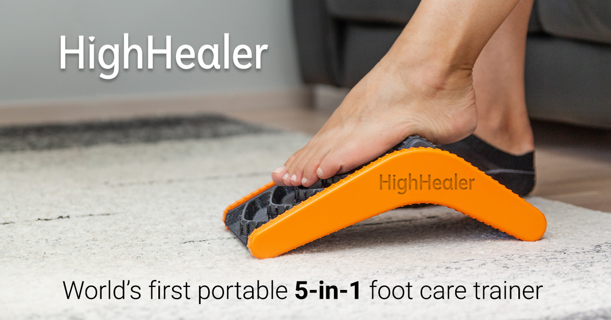 HighHealer - Your Personal Foot Therapist