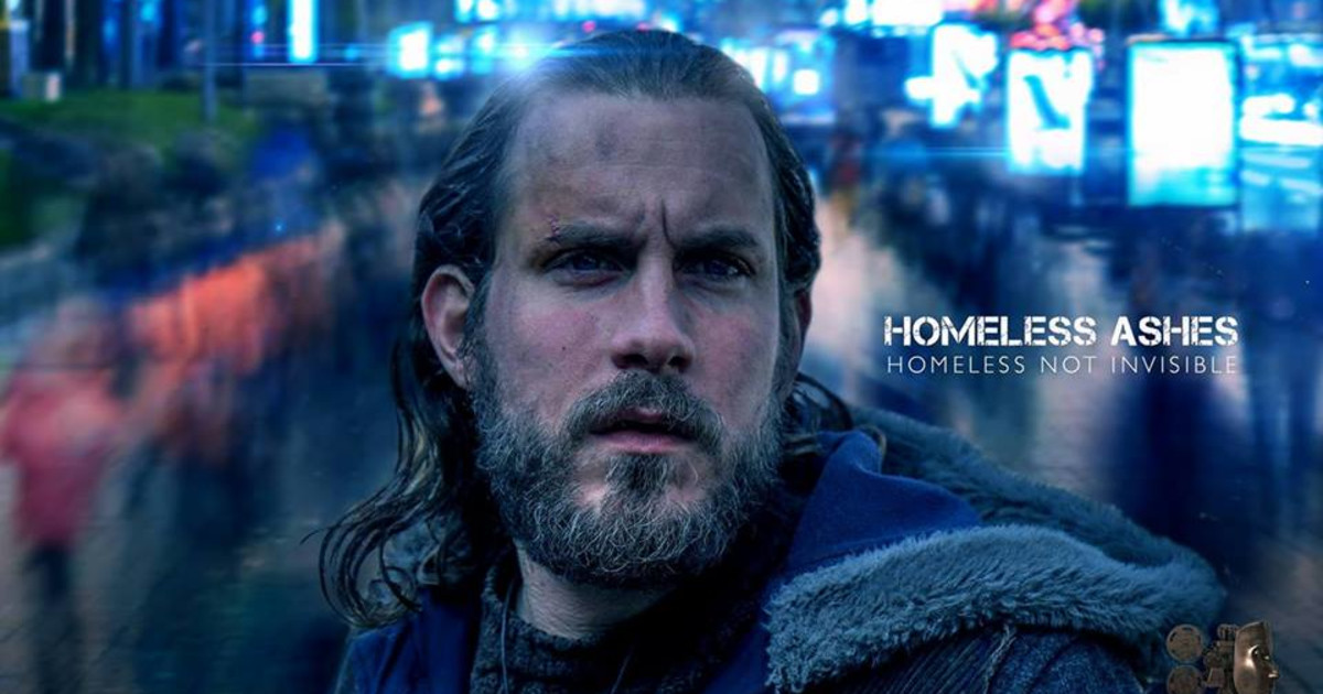 HOMELESS ASHES: FEATURE FILM-POST PRODUCTION