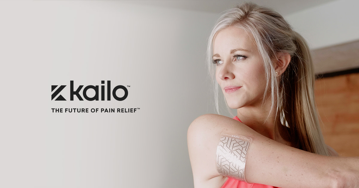 Kailo - The Future of Pain Relief